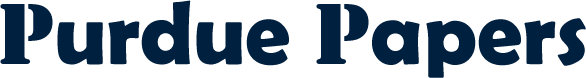 Purdue Papers logo